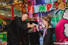 Хеллоуин в Jump City г. Кривой Рог