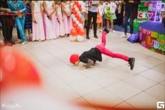 Шоу талантов в Jump City г. Кривой Рог