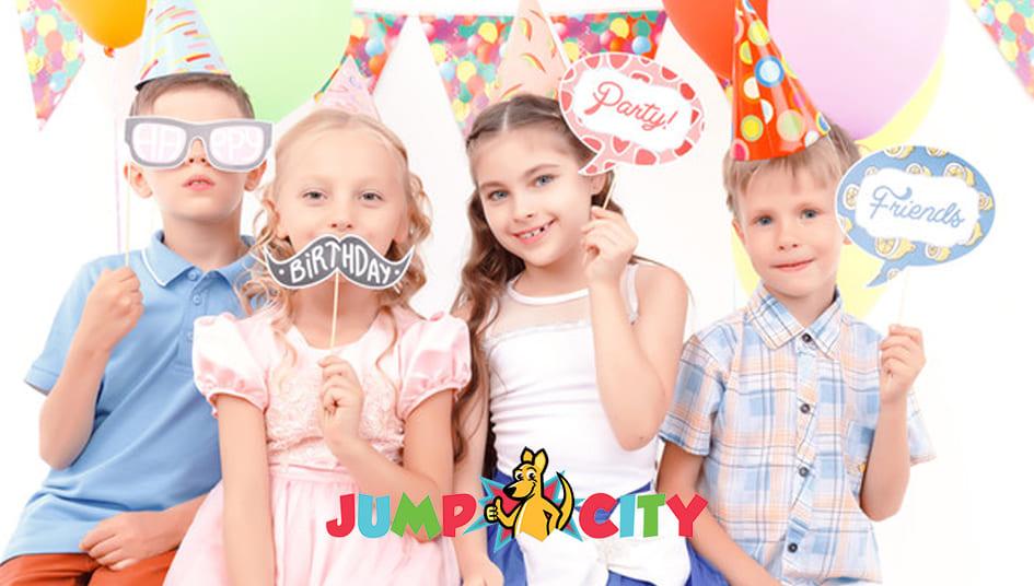 Дни рождения в Jump City Кривой рог